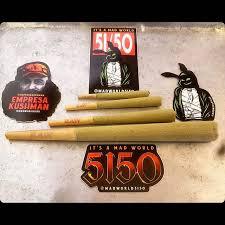 51 50 Private Reserve Bubble Gum 82 Thc Supreme Pre Roll Covered In Kief Tree House Care Delivery